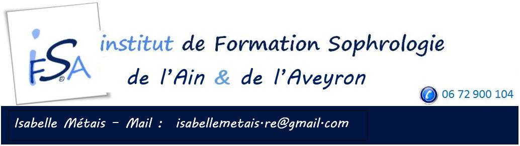 IFSA-Institut-centre-école-de-Sophrologie-Formation-et-seances-Aveyron-Saint Affrique-Ain-Bourg-en-Bresse